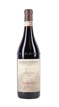 Cavanna Barbaresco DOCG