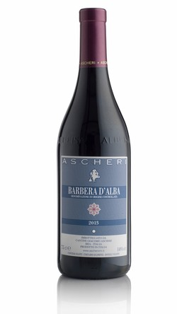 Ascheri Barbera d'Alba 2015 Blue Label
