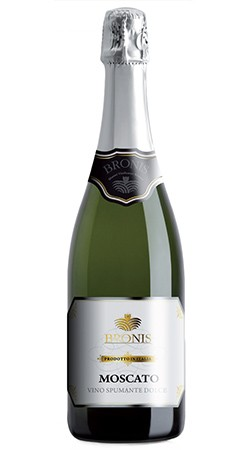 Moscato Sparkling IGT Bronis